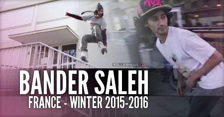 Bander Saleh (Seattle): France Winter 2015 - 2016