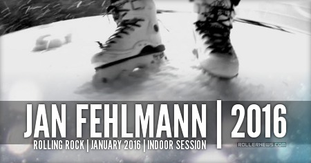 Jan Fehlmann (Switzerland): Park Session (2016)
