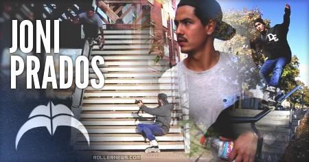 Joni Prados (Spain): Razors Promo by Nacho Marmol