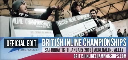 British Inline Championships 2016