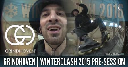 Grinhoven: Winterclash 2016 Pre-Session