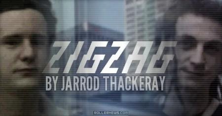 Zigzag (2015) by Jarrod Thackeray