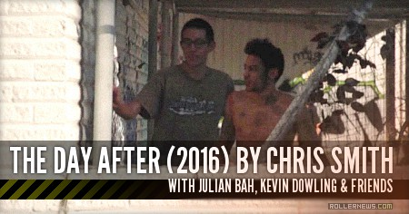 The day after (2016) by Chris Smith, with Julian Bah, Kevin Dowling & friends