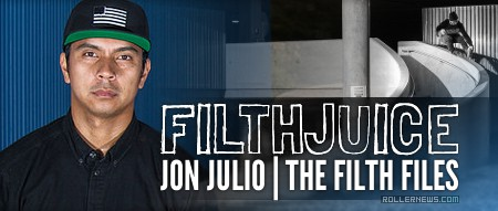 Jon Julio: The Filth-Files - Article by Erick Garcia