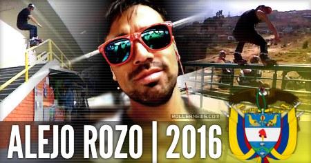 Alejo Rozo (Bogota, Colombia): 2016 Edit