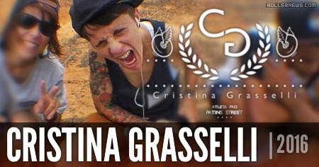Cristina Grasselli (Brazil): Park Edit (2016)