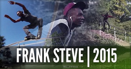 Franck Steve (France): 2015 Edit by Pierre Ollivier