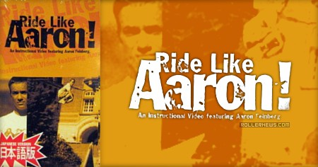 Aaron Feinberg: Ride Like Aaron (VHS, 1999) Full Video
