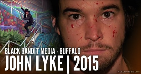 John Lyke: Black Bandit Media: Buffalo (2015)