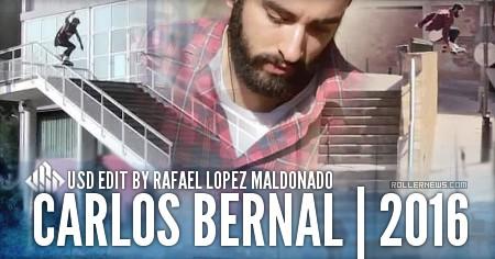 Carlos Bernal (Spain): Barcelona - USD 2016