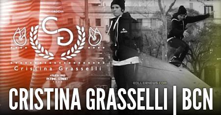 Cris Grasselli: Barcelona, Street Edit (2013)
