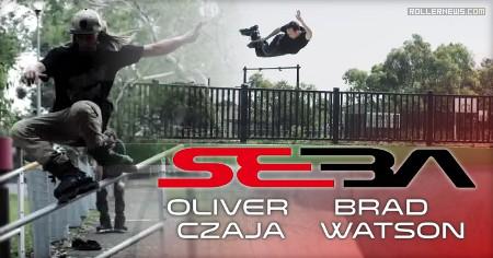 Oliver Czaja, Brad Watson: Seba Street Australia