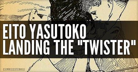 Eito Yasutoko (Japan): Landing the Twister