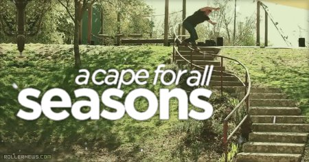 A cape for all seasons (2015, UK) by Cal Baker