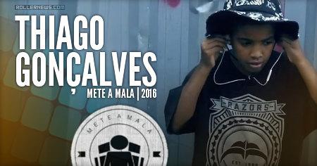 Thiago Goncalves (Brazil): Meta a Mala (2016) Edit
