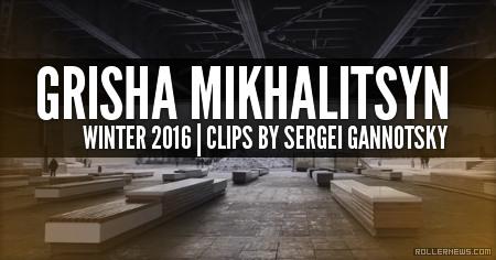 Grisha Mikhalitsyn (Russia): Winter 2016