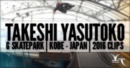 Clip of the day (Japan) with Takeshi Yasutoko (2016)