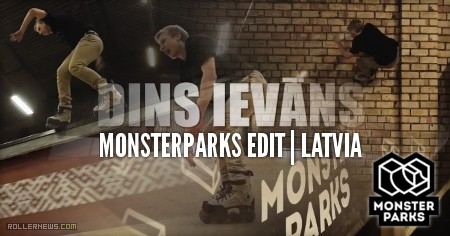 Dins Ievans (Latvia): MonsterParks Edit (2015)