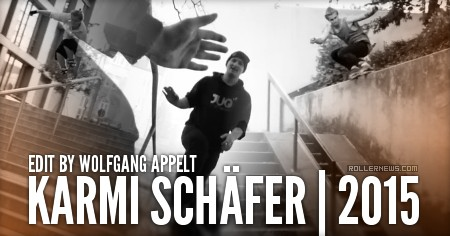Karmi Schafer (Germany, 2015) by Wolfgang Appelt
