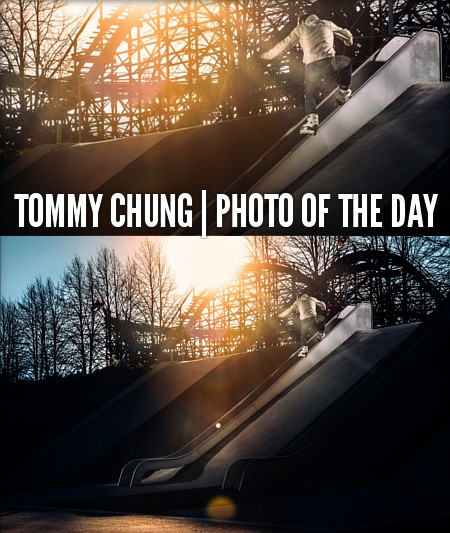 Photo of the day: Tommy Chung