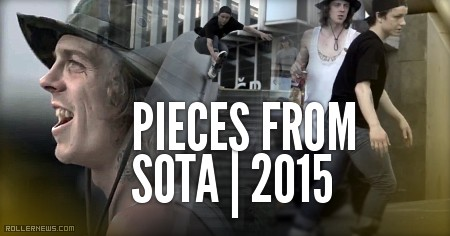 Pieces from SOTA (2015) - Prague (Czech Republic)