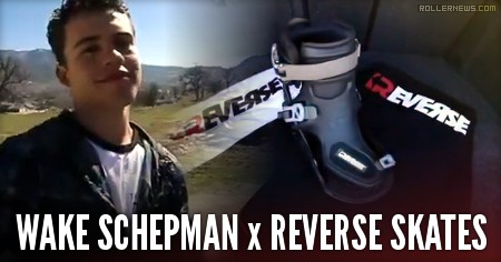 Wake Schepman | Reverse Company (2016)