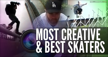 Most creative & best Skaters in the World (2016)
