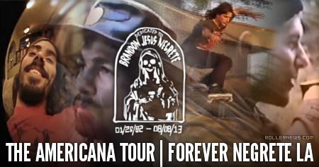 The Americana Tour: Forever Negrete LA