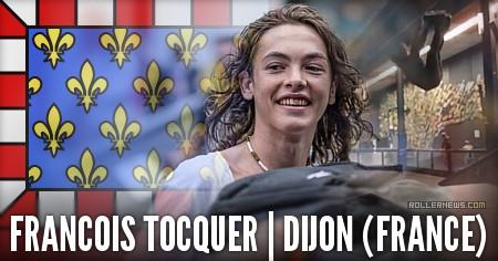 Francois Tocquer (17): Park Session in Dijon (France)
