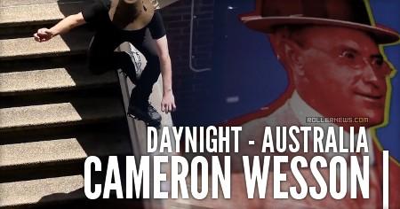 Cameron Wesson (Australia): DayNight  (2016)