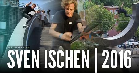 Sven Ischen (Germany): 2016 Profile by Philipp Czaika
