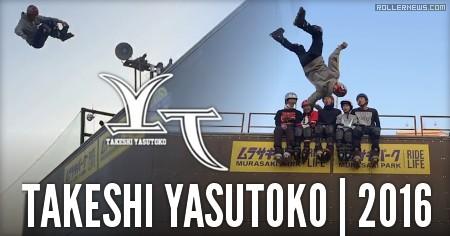 Takeshi Yasutoko: Murasaki Park (Tokyo) Clips