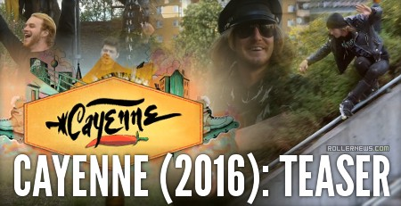 Cayenne (2016): Teaser