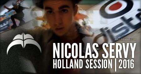 Nicolas Servy   Back to Holland (2016)