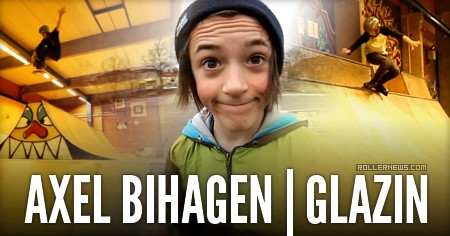 Axel Bihagen (Sweden, 14): Glazin Section (2014)