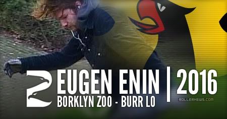 Eugen Enin  (Germany) | Borklyn Zoo Clips (BURR LO)
