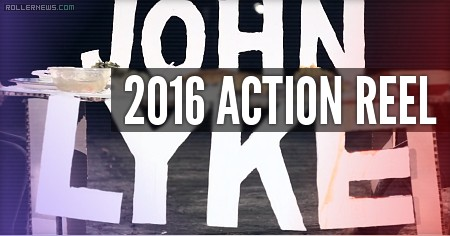 John Lyke: 2016 Action Reel