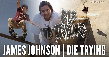 James Johnson (37): Die Trying | Video Trailer