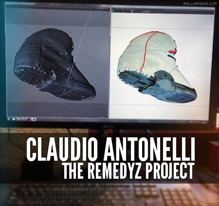 The Remedyz Project by Claudio Antonelli (2016)