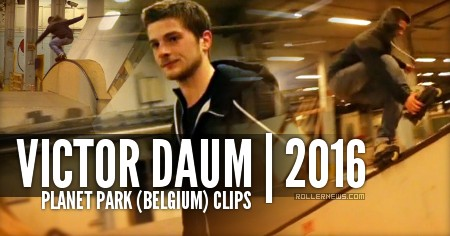 Victor Daum: Chill Clips at Planet Park (Belgium)