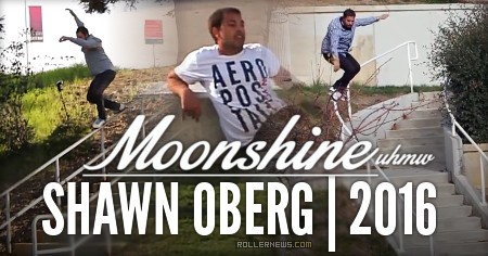 Shawn Oberg: Moonshine Edit (2016) by Aaron Powell