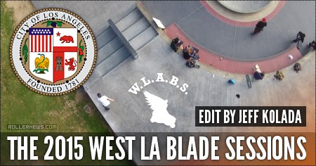 The 2015 West LA Blade Sessions - by Jeff Colada