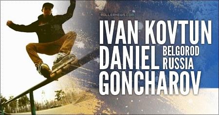 Ivan Kovtun, Daniel Goncharov (Russia): Utopia Edit