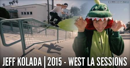 Jeff Kolada: 2015 West LA Rollerblade Sessions