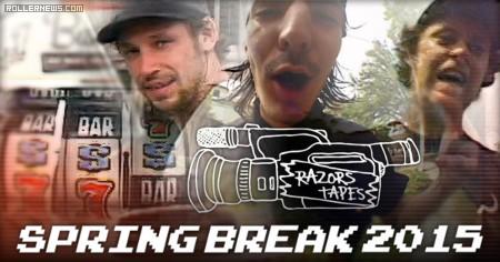 Taped Raw: Razors Tapes - Spring Break (2015)