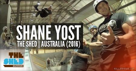Shane Yost in 4k (2016) by Brad Watson