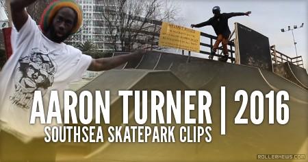 Aaron Turner (UK): Park Clips (2016)