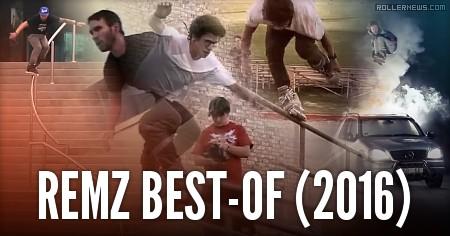 Remz Best-of (2016) by Skamidan