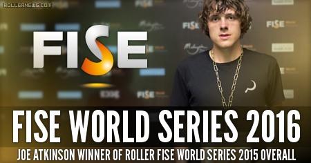 Fise World Series 2016 Joe Atkinson