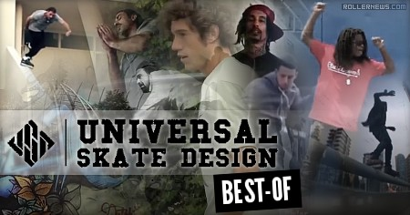 USD Best-of (2016) Compilation by Skamidan
